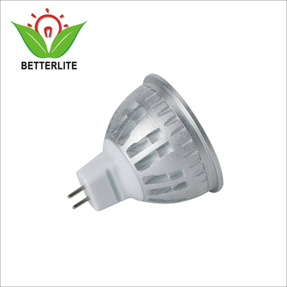 Lampu Sorot Led Mini 12V Mr16 Bohlam Led Pengganti Spot Cob Led Gu10 5W Dim