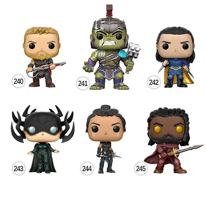 Marvel Funko Pop fábrica personalizada fabricante para Thor Loki