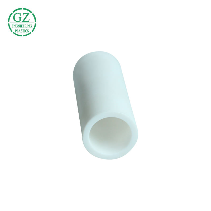Good lubrication custom size ptfe pipe plastic ptfe tube