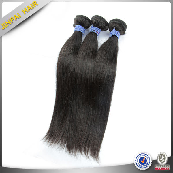 Jinpai Hair Full Thick End Virgin Cheap Brazilian Straight Hair