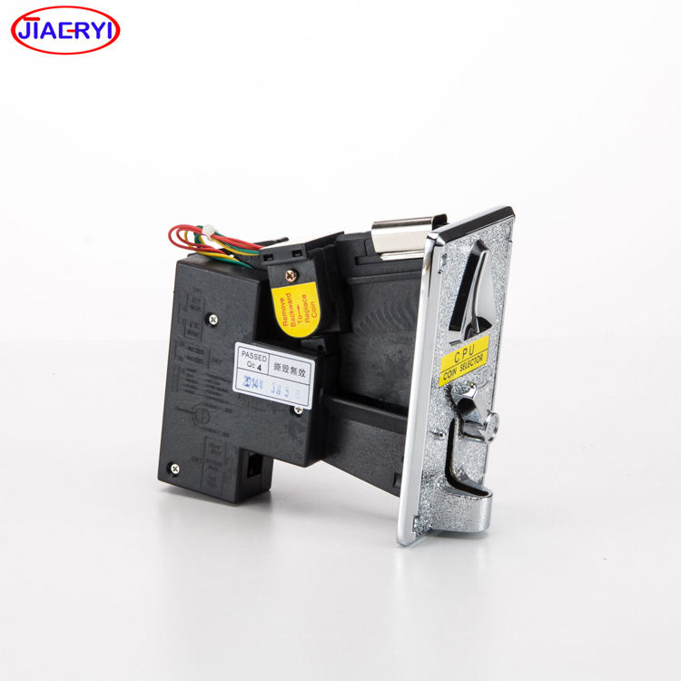 Coin acceptor Accessory for indoor children's amusement equipment kids coin operated game machine