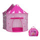 Princess Castle teepee tent kids children play tent