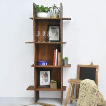 Vintage Rustic Reclaimed Solid Wood Furniture Cabinet Wooden Bookcase,Antique Wooden Bookshelf