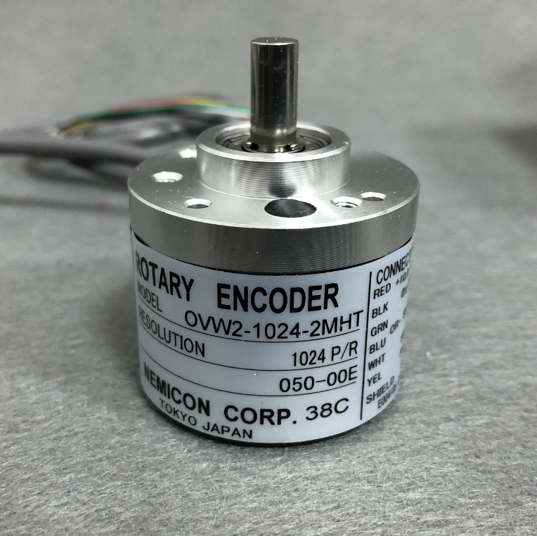 Original rotary encoder HES-12-2MD 1200 pulse Photoelectric rotary encoder