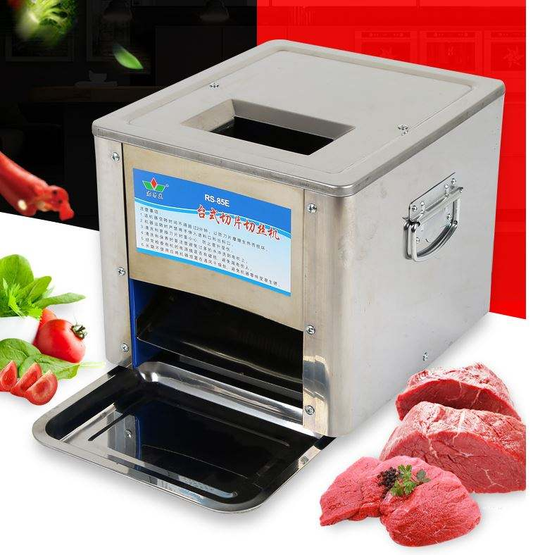 commercial meat cutter auto meat slicer meat cutting machine