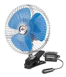 Oscillating 12v dc Car Fan