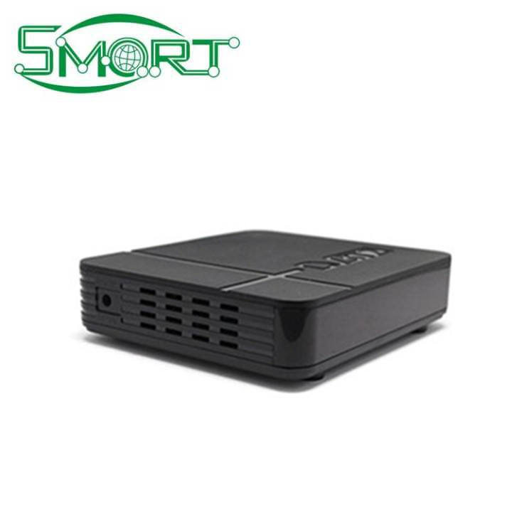 Smart Electronics digital TV set top box, DVB-T2 Mini HD, digital terrestrial receiver