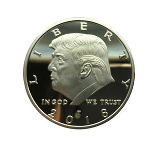 2018 Donald Trump Replica gold coin make amerika geweldig weer coin