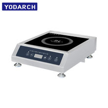 Kitchen Used 3500W Commercial Electric Electromagnetic Induction Cooker Cooktop