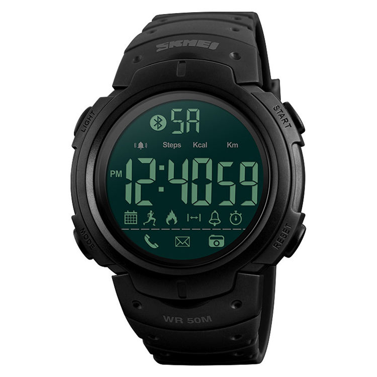 SKMEI 1301 waterproof digital ios/Android china smart watches