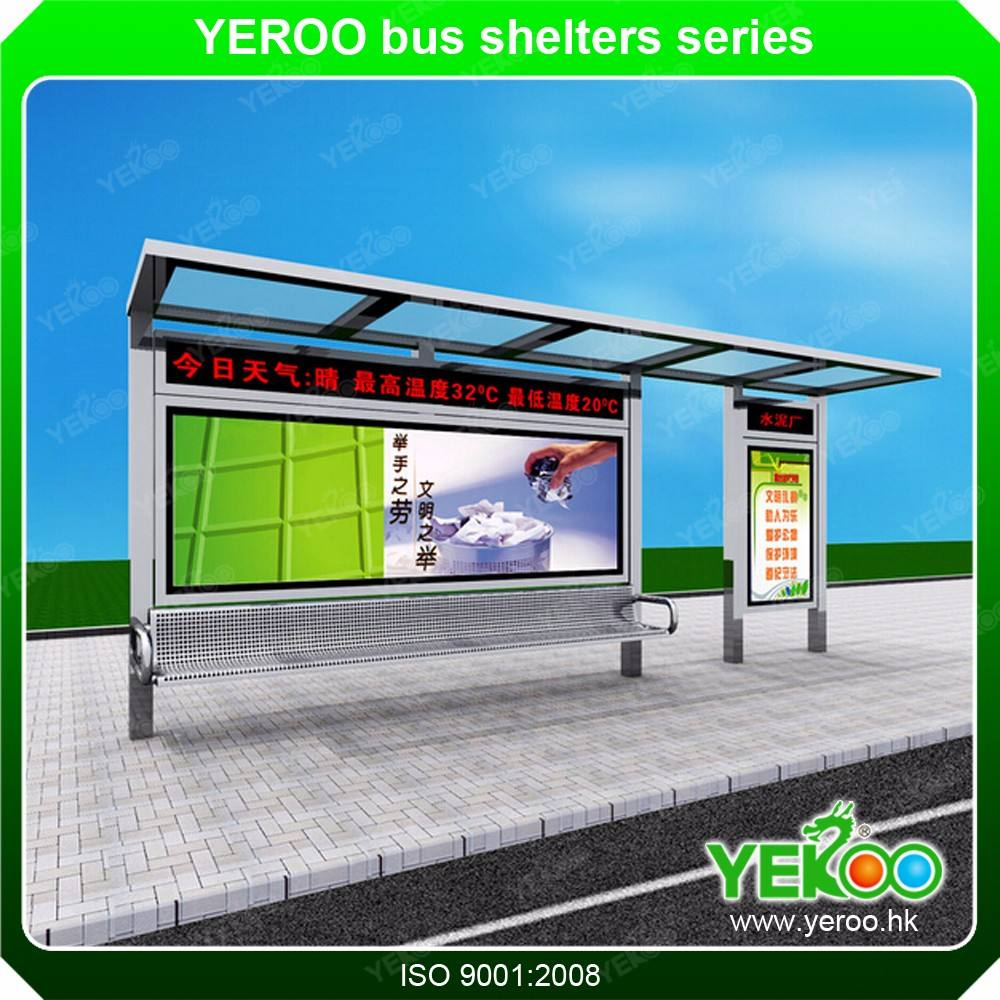 Yeroo Mini bus station size manufacture