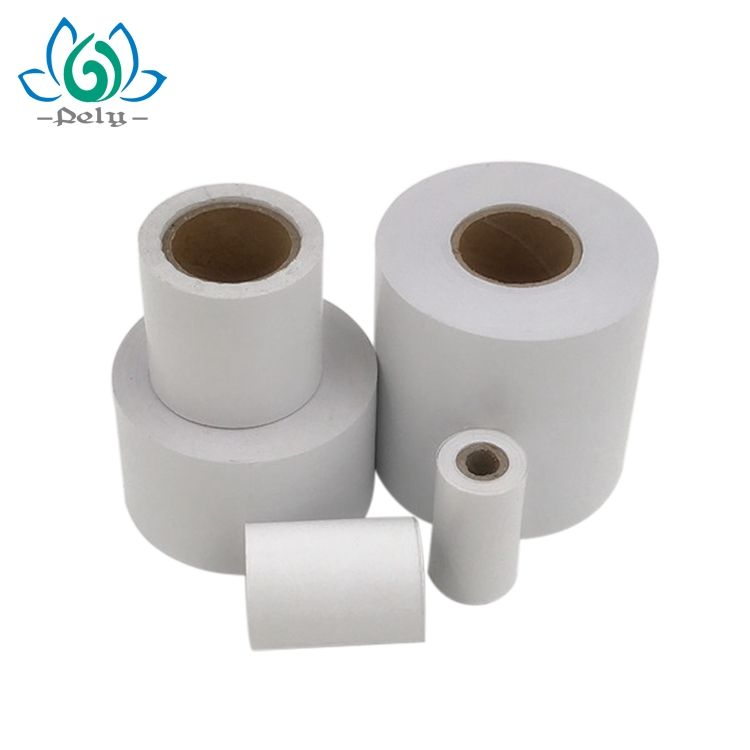 Thermal Roll Label Blank Direct Transfer Thermal Paper Roll Lineless Label For Digi Scale Manufacturer In Shanghai China