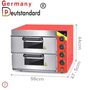 Perfecte Pizza Bakken Apparatuur Oven Machine Steen Plaat Broodrooster Oven