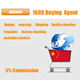 China 1688 Taobao Tmall purchasing professional merhcandiser buying agent with Low commision