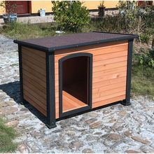 SDD007M custom wooden pet home dogs puppies