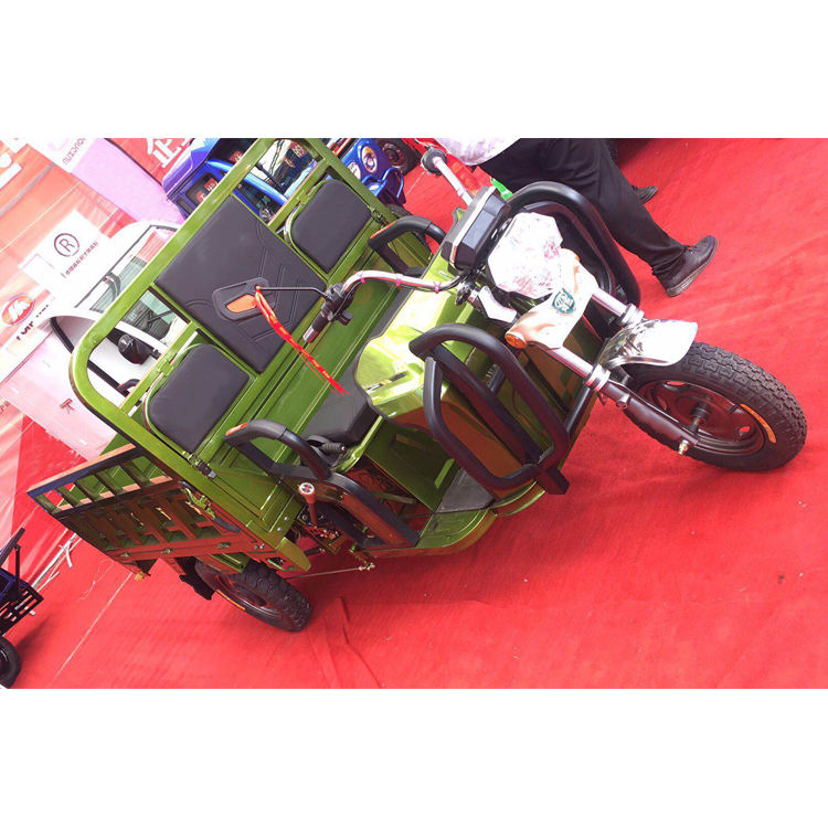 China Electric Delivery Cargo Tricycle Made In China Tricycle Manufacturer