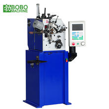 wire compression coil spring making machine cnc automatic spring coiling machine price