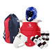Martial arts taekwondo protections equipment sparring gear five-piece set protectorst
