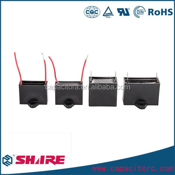 4uf 3 Wire A64 New Capacitor CBB61 2.5uf