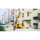 Construction Works Crawler Crane Hydraulic Spider Crawler Crane Manipulator