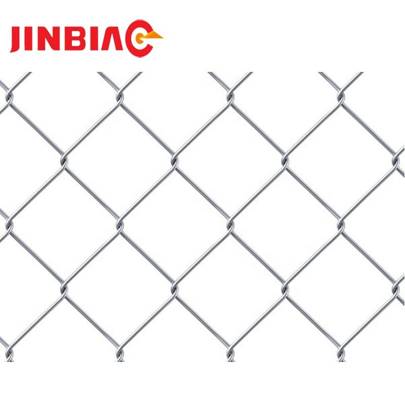 High Quality Used PVC Chain Link Fence Prices For Sale Factory