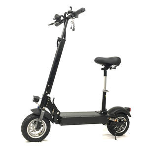 2019 Thiết Kế Mới Off Road Scooter Electrique 1200 Watt Rộng Tire Electric Powered Scooter