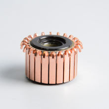 Motor component Commutator production model copper rotor