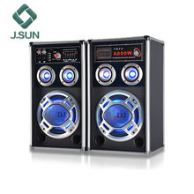 DJ hifi 2.0 audio pro stage speaker sound system