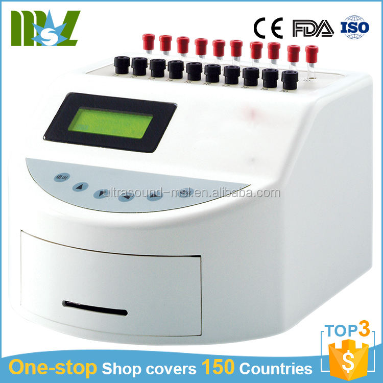 Lowest price Blood ESR analyzer machine /Clinical Laboratory ESR analyzer machine