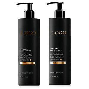 Best Korean Cosmetics Natural Hydrating For Men Body Lotion