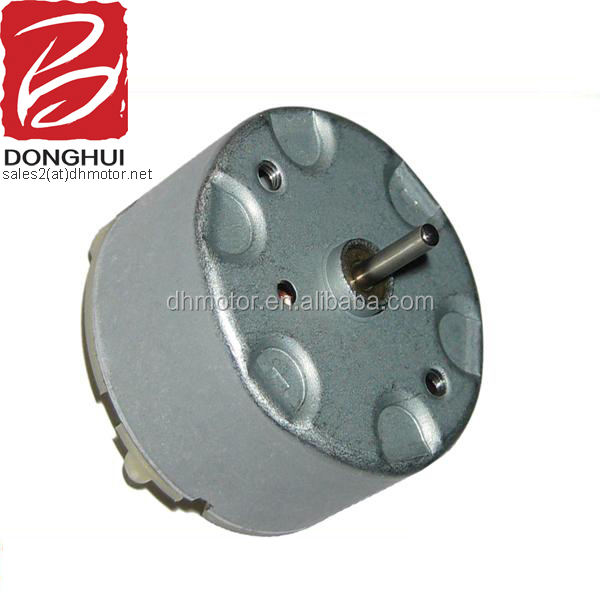 High quality micro rf-500tb-14415 dc motor For Air Diffuser