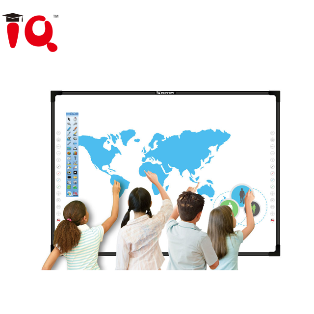 IQboard 82 ''87'' 92 ''100'' multi-toque lousa interativa smart board aspect ratio 4:3 16:9 16:10
