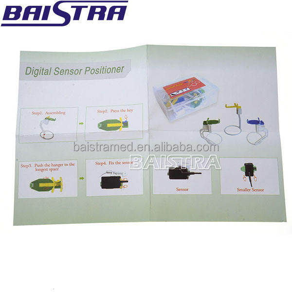 Easy Use Baistra Colorful Dental X-ray Sensor Positioner/Holder