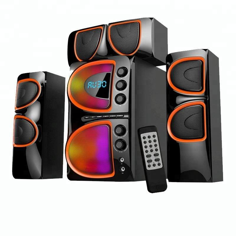 ODM Manufacturer 3.1 Multimedia Stereo System for Computer Speaker Home Theater System
