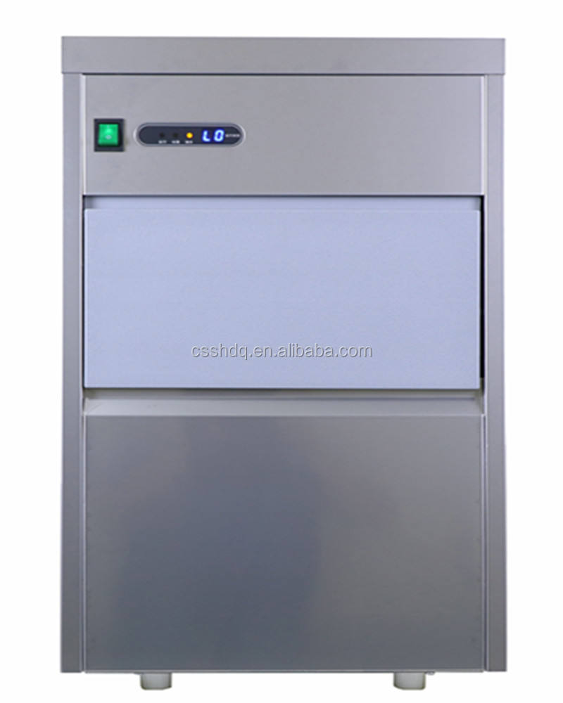 50Kgs IMS-50 Commercial Cheap Portable Pellet Ice Maker