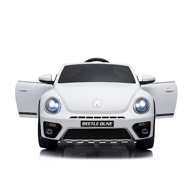 Licensed hot selling Volkswagen Beetle Dune 12V toy car toy cars for kids to drive electric toy cars for kids