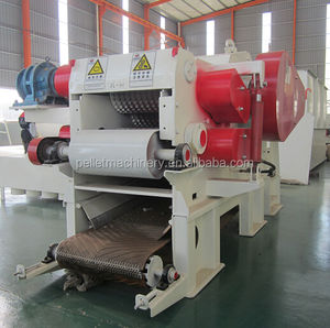 Top Technology and High Efficient Wood Sawdust Machine for Sale Double Usage