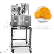 burger bread making machine/ fast food burger equipment
