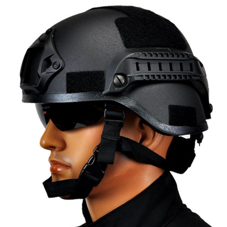 MICH 2000 high quality Bullet proof helmet Military tactical bulletproof helmet level NIJ IIIA