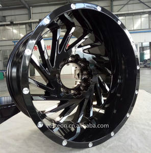 off road alloy wheel rims 4x4 wheel best wheel 22 inch 24inch 26inch for suv