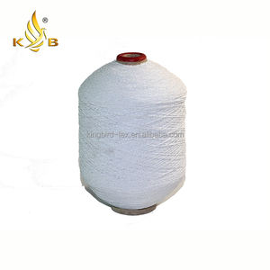 100% Polyester Cao Su Latex Elastic Thread 37 #42 #63 #