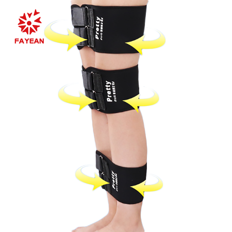 Available Bandage O/X Type Leg Correction Belt Leg Brace Support