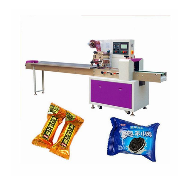 Popular automatic double twist hard candy packing machine