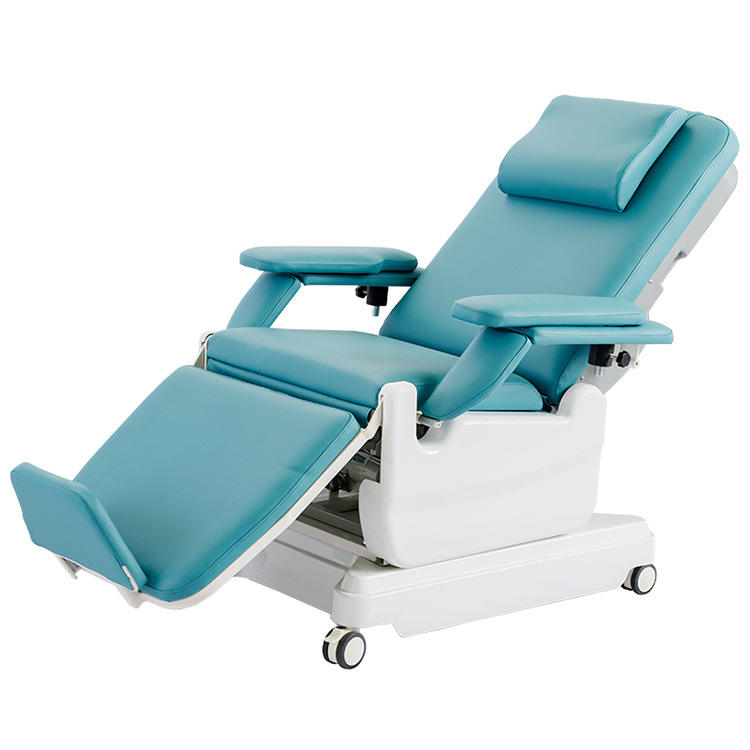 2 motors electric dialysis blood donor chemotherapy chair or bed manufacturer