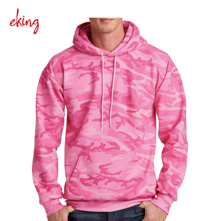 Sublimation rosa camo <span class=keywords><strong>hoodie</strong></span> <span class=keywords><strong>pullover</strong></span> herren gugel hals, ohne rippen bottom blank camo <span class=keywords><strong>hoodie</strong></span>