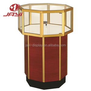Manufacture POS Wooden Jewellery Display Cabinet