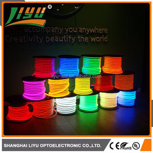 Hige prestaties flexibele led neon strip licht slang