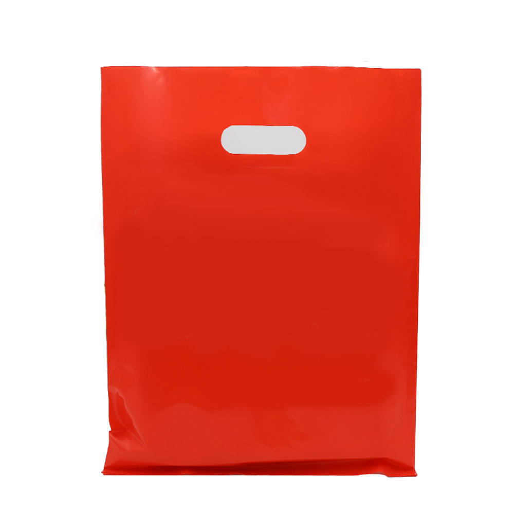 Carrier Shopping colors Mailing Bags die cut plastic envelopes