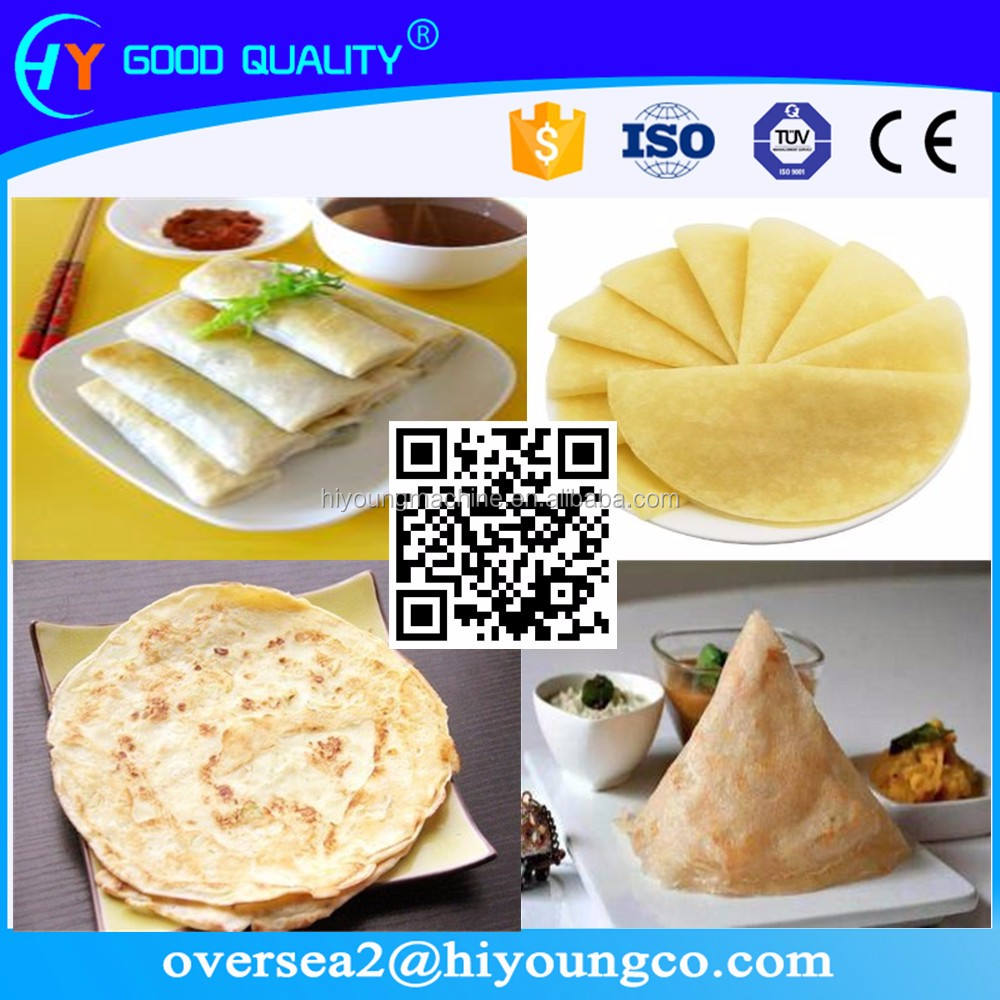 High capacity Chapati roti making machine / chapati press machine for kebab / roast duck