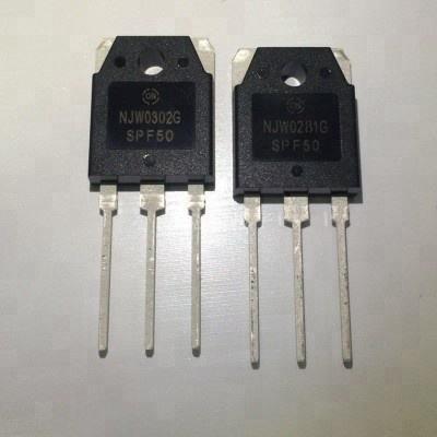 10Pairs On NJW0281G//NJW0302G Transistor Ic New ar